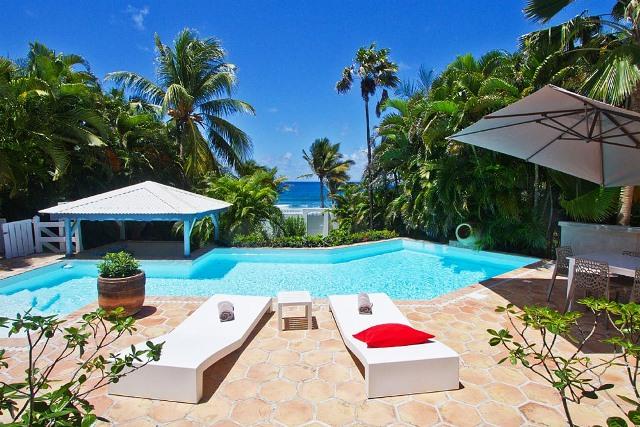 location villa avec piscine priv e saint fran ois en guadeloupe. Black Bedroom Furniture Sets. Home Design Ideas