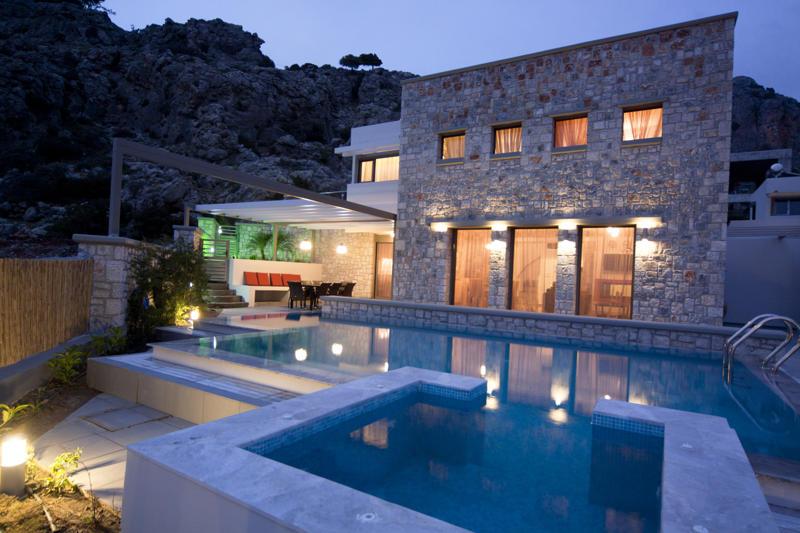 Location de vacances gr ce villa dans un complexe avec for Villa de vacances avec piscine privee