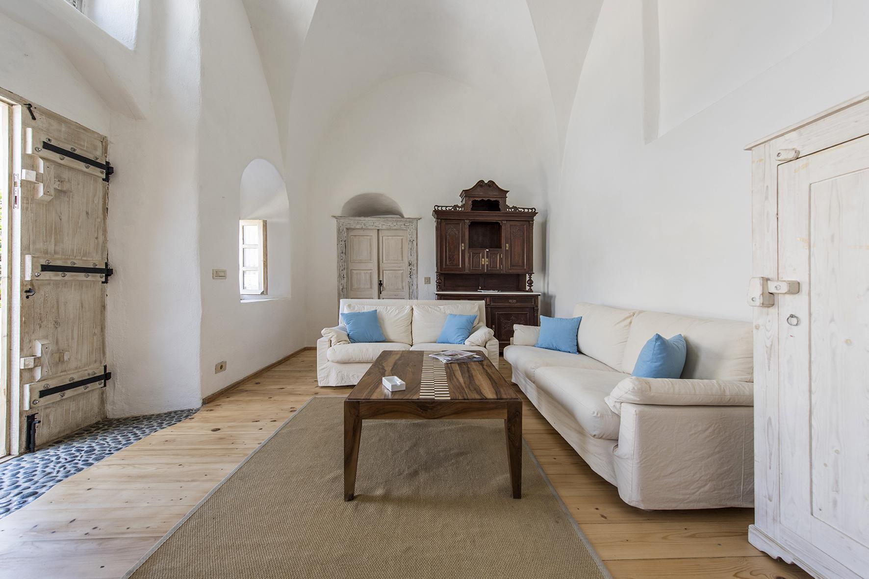 Grece Location Vacances Villa Megalochori Santorin