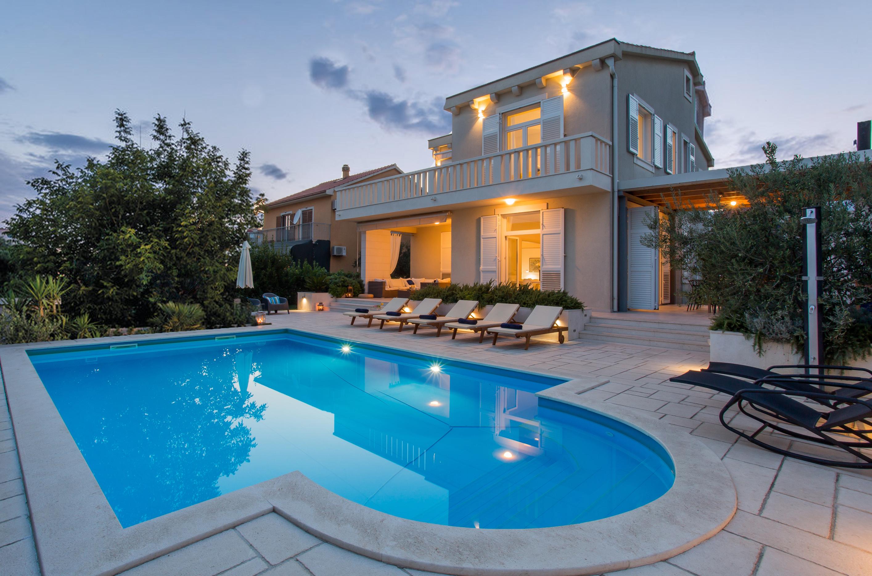 croatie location vacances villa kastel stafilic- split