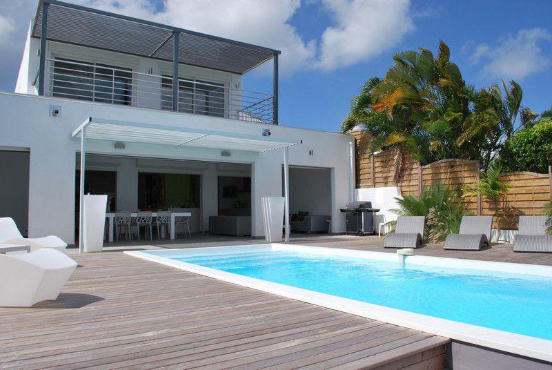 Location villa de tres grand luxe en guadeloupe a saint fran ois for Villa de luxe canada