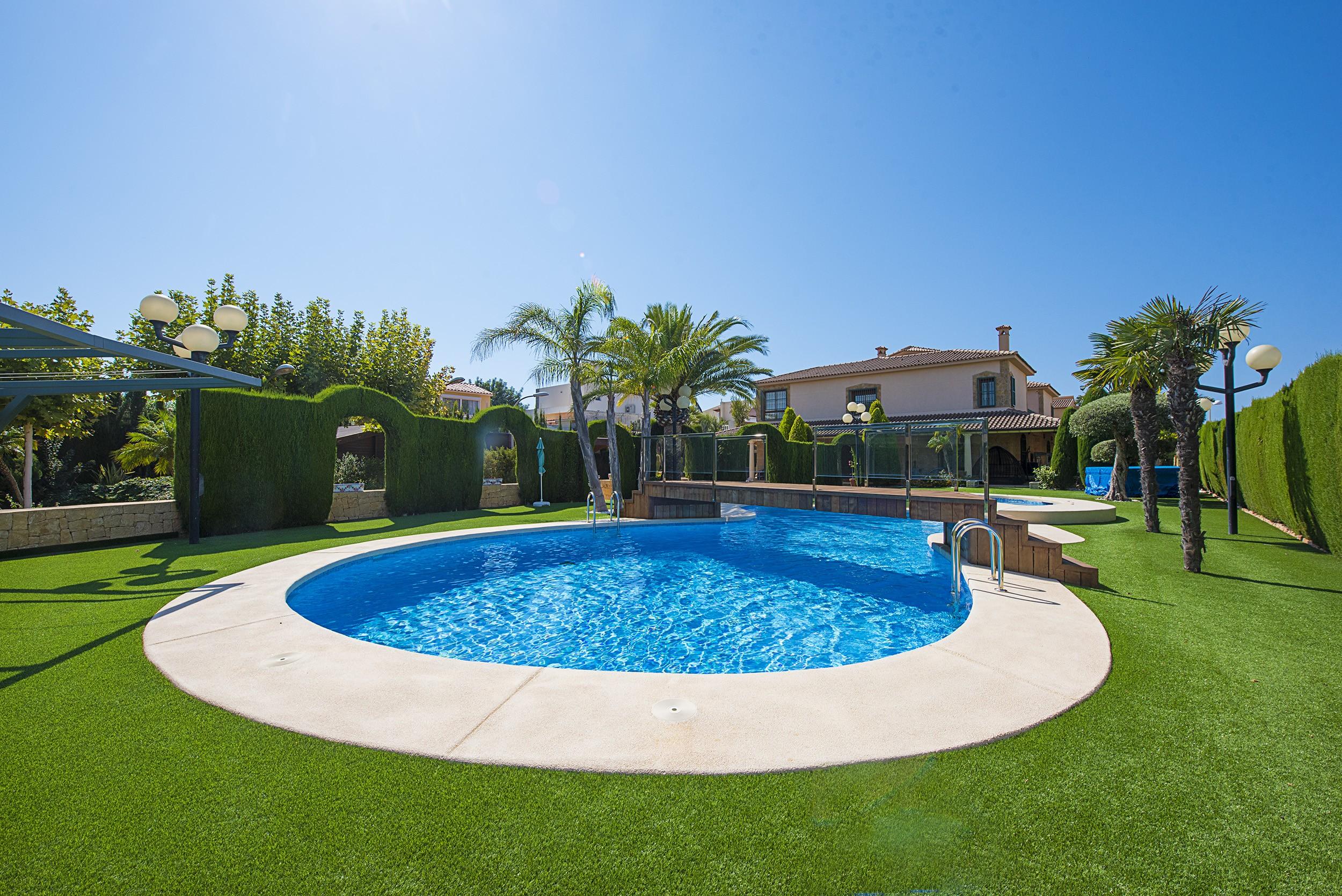 Location maison piscine calpe espagne ventana blog - Location villa espagne piscine privee ...