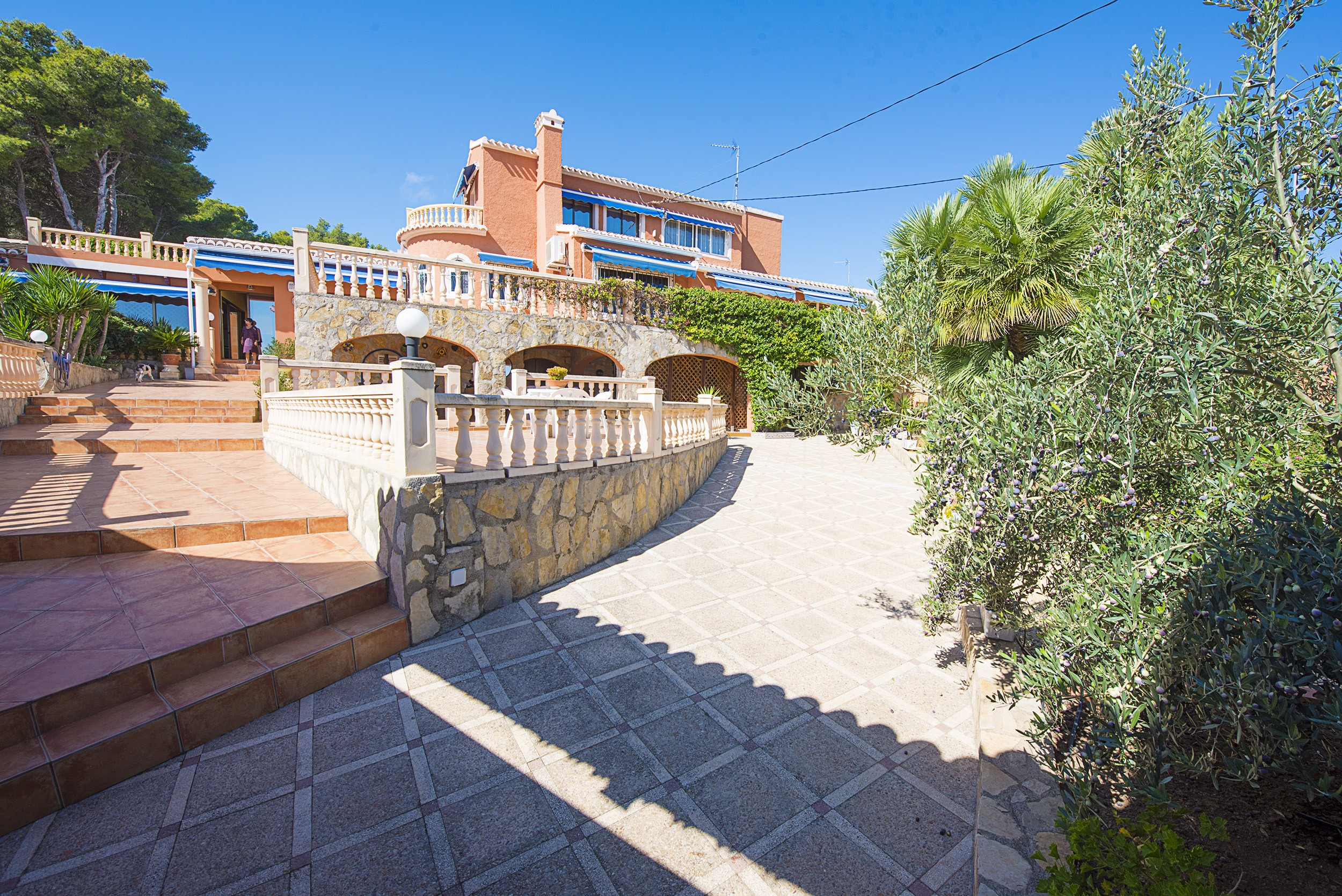 JAVEA Location villa piscine privée Alicante Costa Blanca