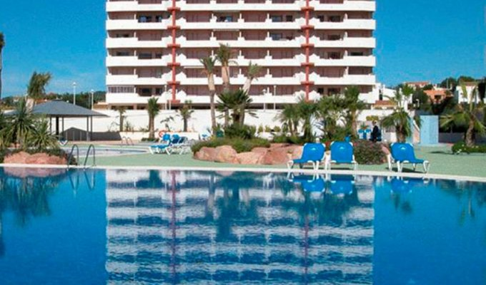 Location Appartement Calpe  piscine  Alicante (Costa Blanca)