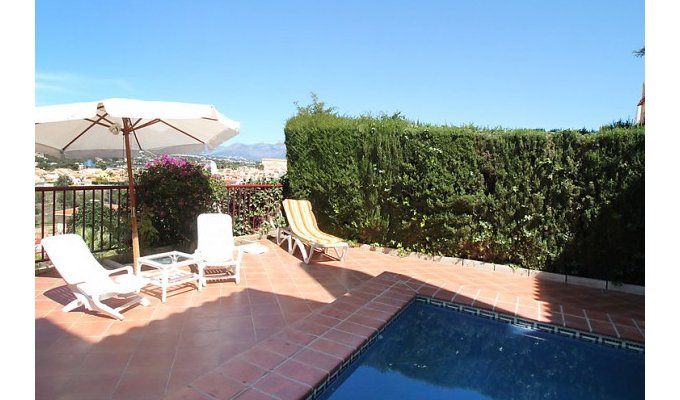 Costa Blanca Location villa Benidorm piscine privée