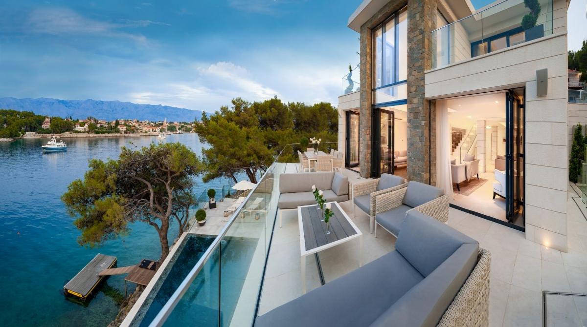 Croatie Location Vacances Villa Sumartin Brac
