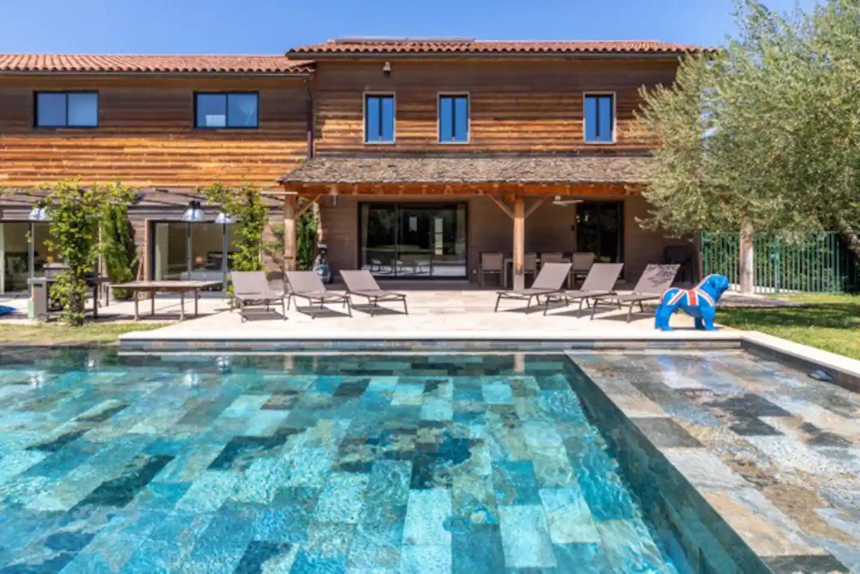 Location Villa Luxe Saint Remy De Provence Avec Piscine Privee