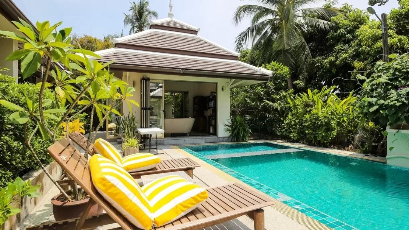Villa Piscine Pour  Pers Thailande