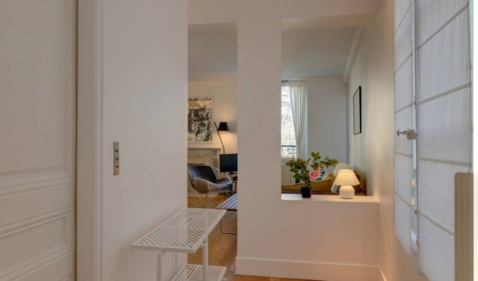 Location vacances Appartement Paris Nation Bastille proche quartier du Marais