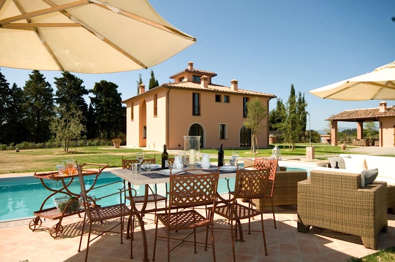 Location vacances san gimignano italie toscane villa for Location villa de vacances