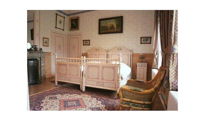 Brugge chambres d 39 hotes de charme en chateau brugges for Chambre d hotes bruges
