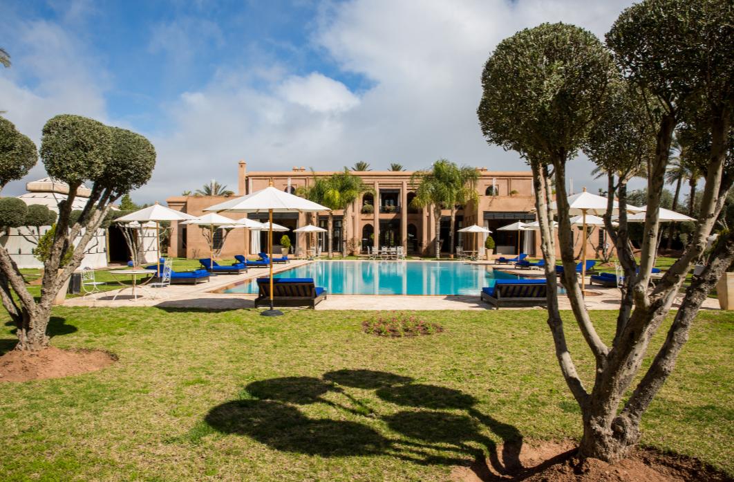 Privatisation Riad Marrakech avec piscine et hammam