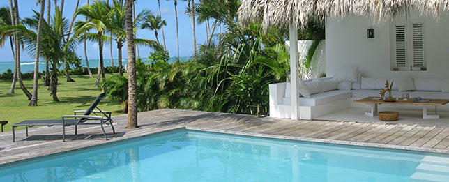 Location villa de luxe republique dominicaine sur la plage - Villa kimball luxe republique dominicaine ...