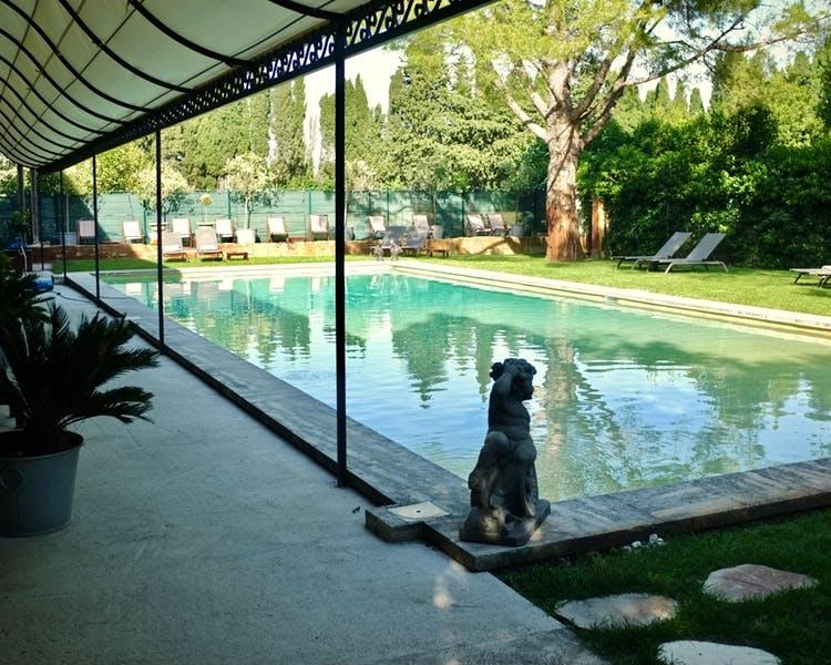 Location villa luxe provence avec piscine privee for Piscine xveme
