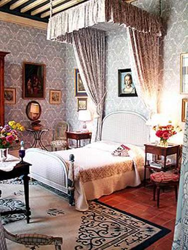 Chambres du0026#39;Hotes de Prestige au Chateau pru00e8s du0026#39;Avignon en Provence ...