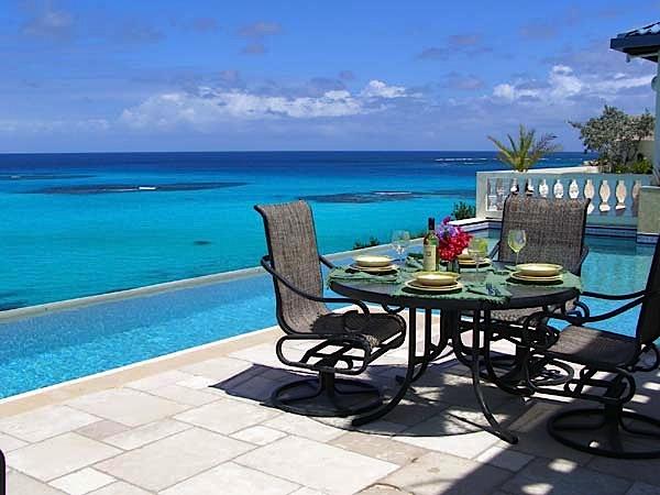 ... Location Villa De Luxe à Anguilla Avec Piscine Privée En Front De Mer    Shoal Bay ...