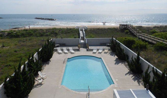Virginie location vacances villa virginia beach norfolk for Piscine virginie dedieu