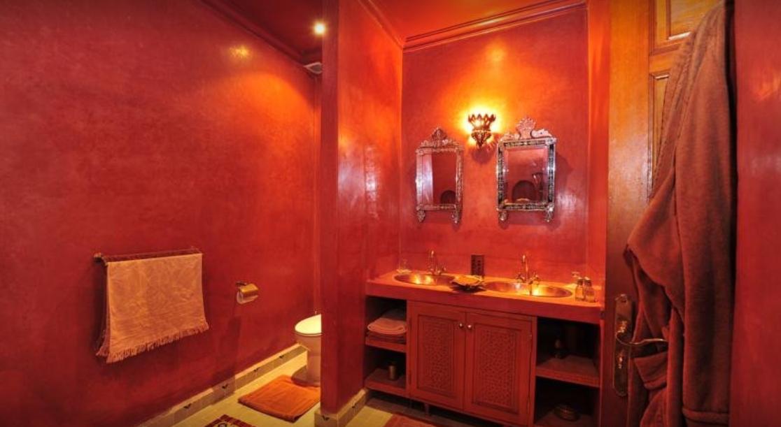 Chambres D 39 H Tes Marrakech Dans Un H Tel Avec Piscine Spa