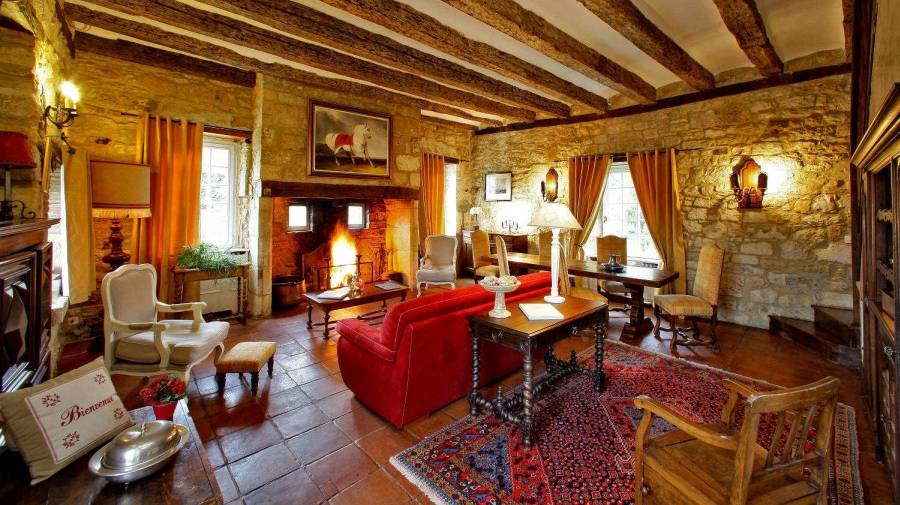 Dordogne Location Maison Caractere Piscine Sarlat Lot Rocamadour