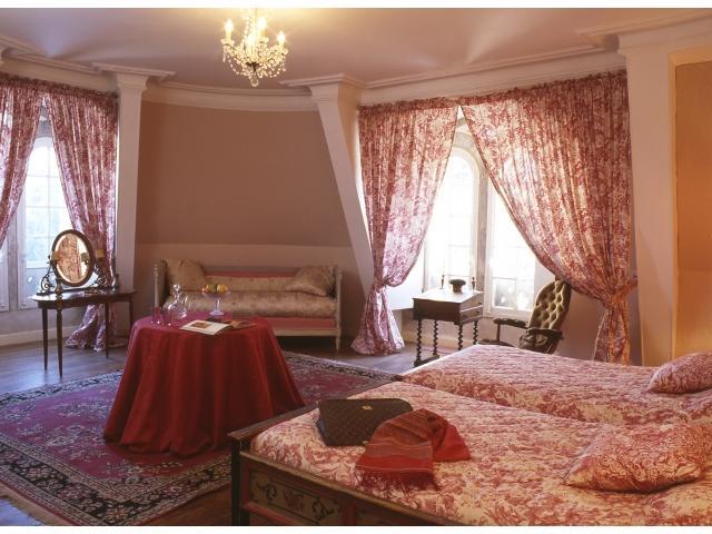 Puy du fou chambres d 39 h tes au chateau de la flocelliere vendee - Chambre d hotes vendee puy du fou ...