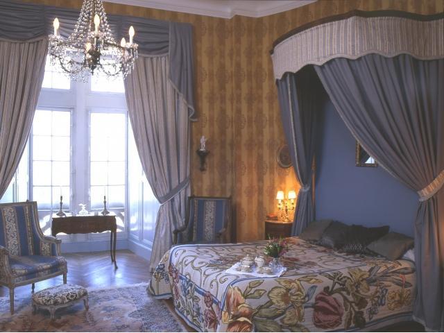 Puy du fou chambres d 39 h tes au chateau de la flocelliere for Chambre d hote pres puy du fou