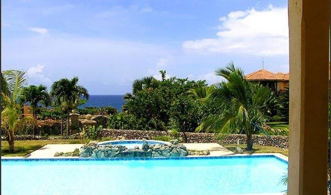 Location villa de luxe cabrera avec piscine priv e - Villa kimball luxe republique dominicaine ...