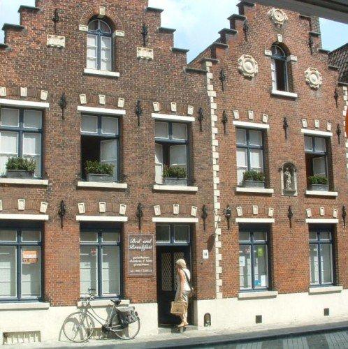 Belgique Maison dHotes de charme Bruges Chambres Brugge Chambre