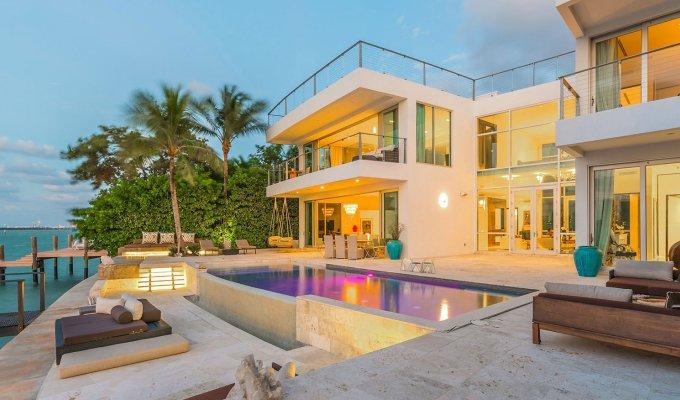 Location Villa Hotel De Luxe Miami Beach South Beach Floride