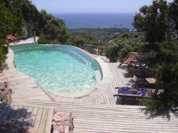 Corse du sud porto vecchio location appartement residence for Residence porto vecchio avec piscine