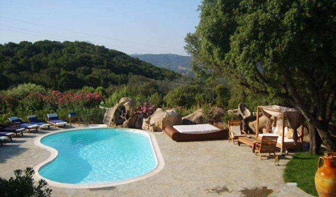 Location Villa De Luxe Sardaigne Avec Piscine Prive Prs De Porto