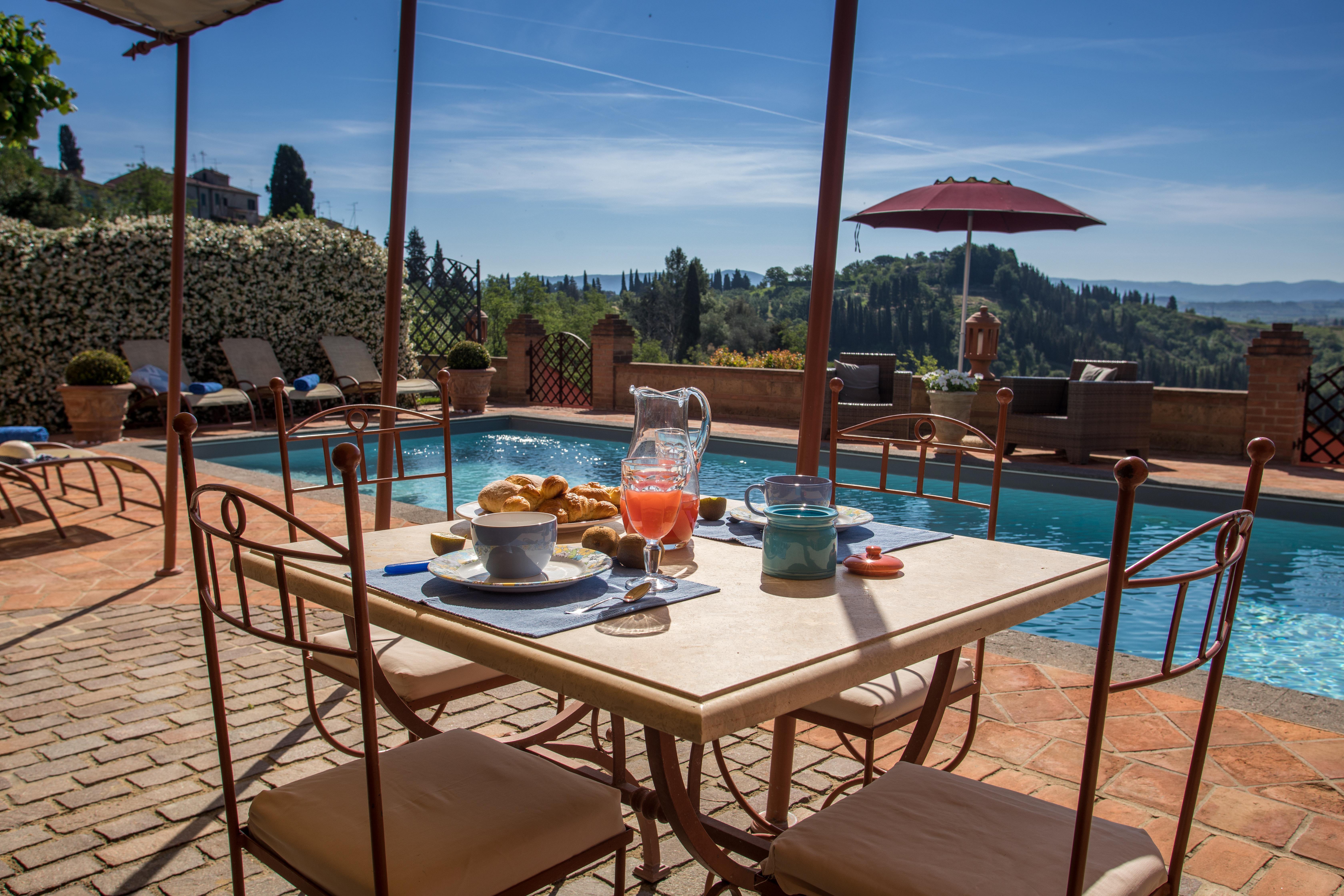 Location vacances toscane villa de luxe avec piscine for Location villa toscane piscine