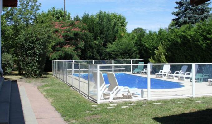 Cote atlantique location vacances avec piscine hossegor for Piscine hossegor