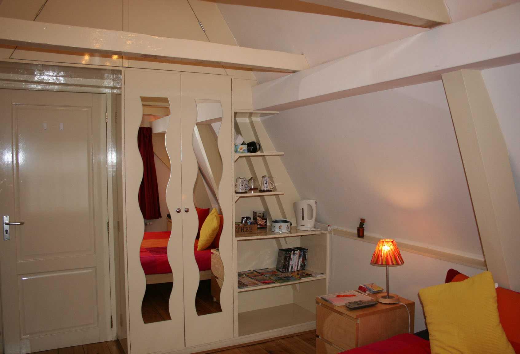 Chambres d hotes Amsterdam dans le quartier historique Hollande
