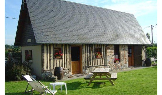 Normandie honfleur location vacances gites charme gite - Gite normandie piscine interieure ...