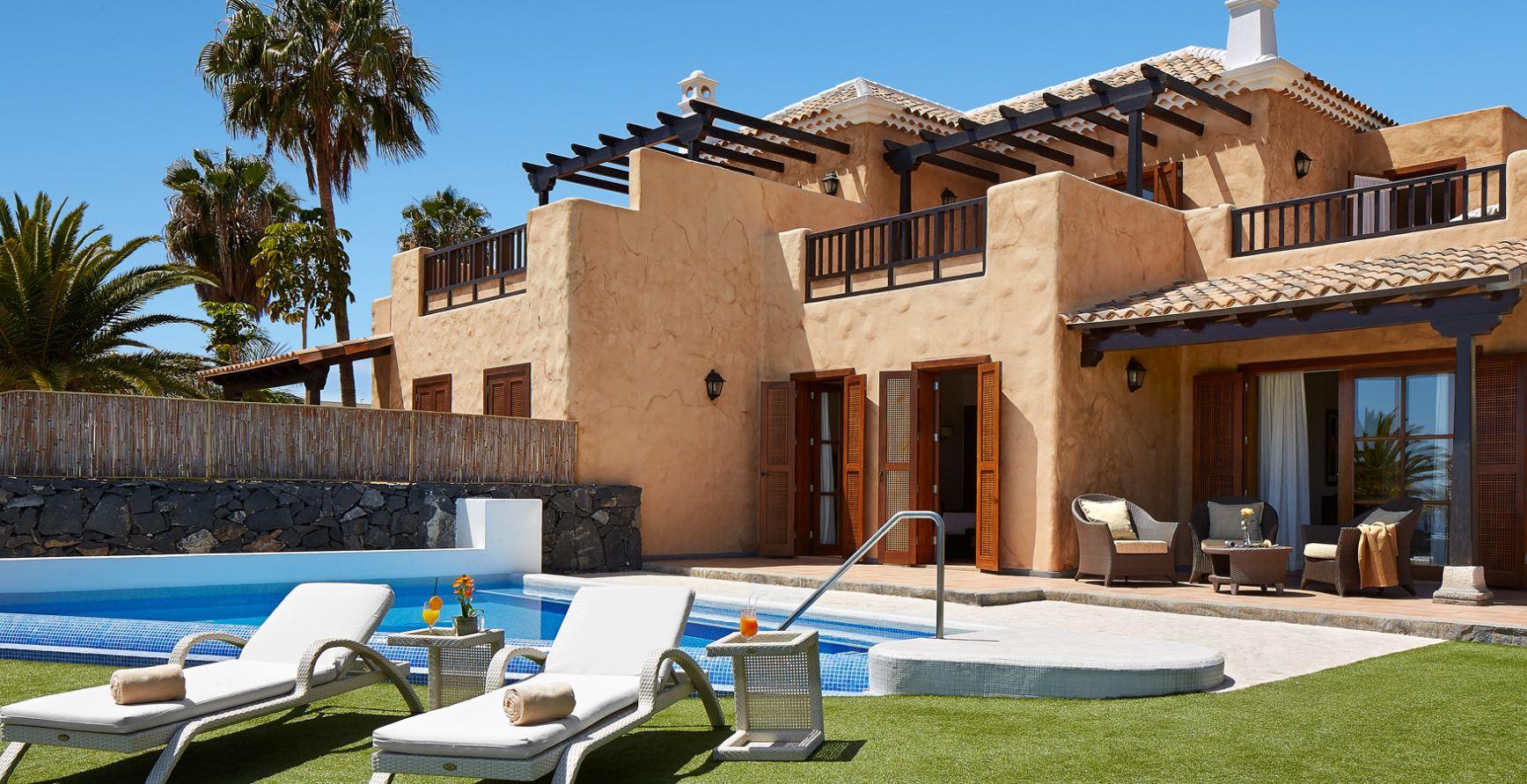 Iles Canaries Tenerife Location Vacances Villa Costa Adeje