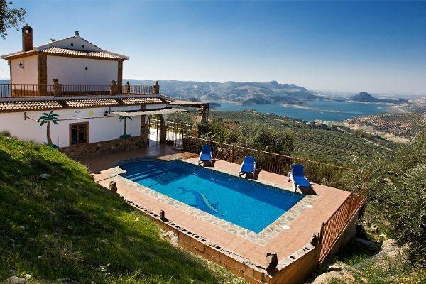 Location villa andalousie piscine priv e cordoue espagne for Villa espagne piscine