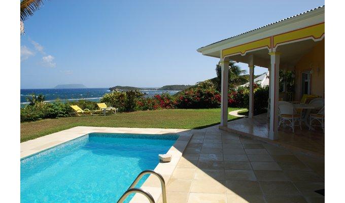 Antilles Francaises Location Villa Avec Piscine Guadeloupe