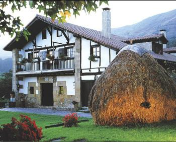 Pays basque san sebastian bed and breakfast chambres d - Chambres d hotes de charme pays basque ...