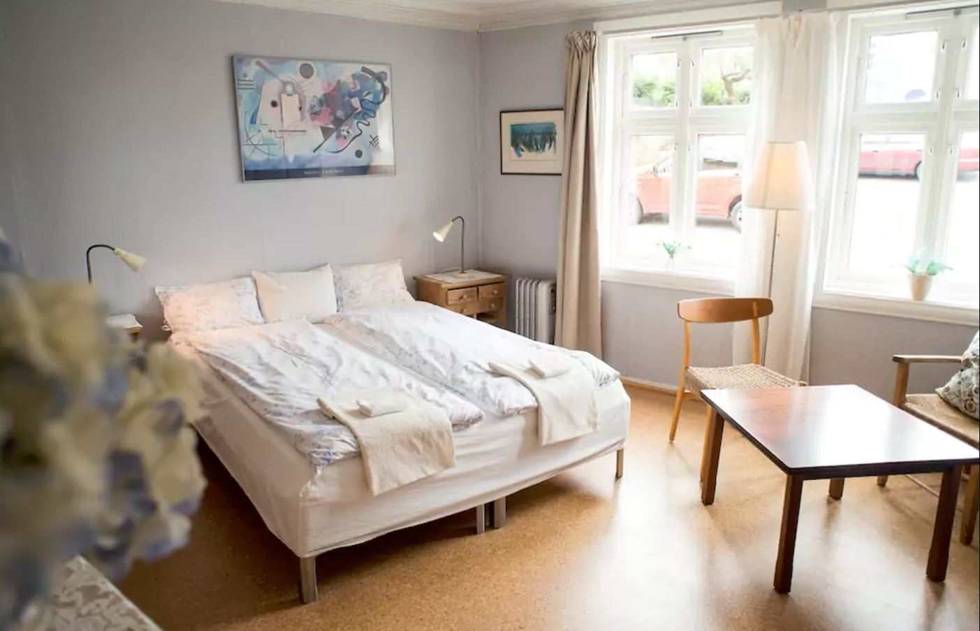 Location Appartement Bergen Norvege