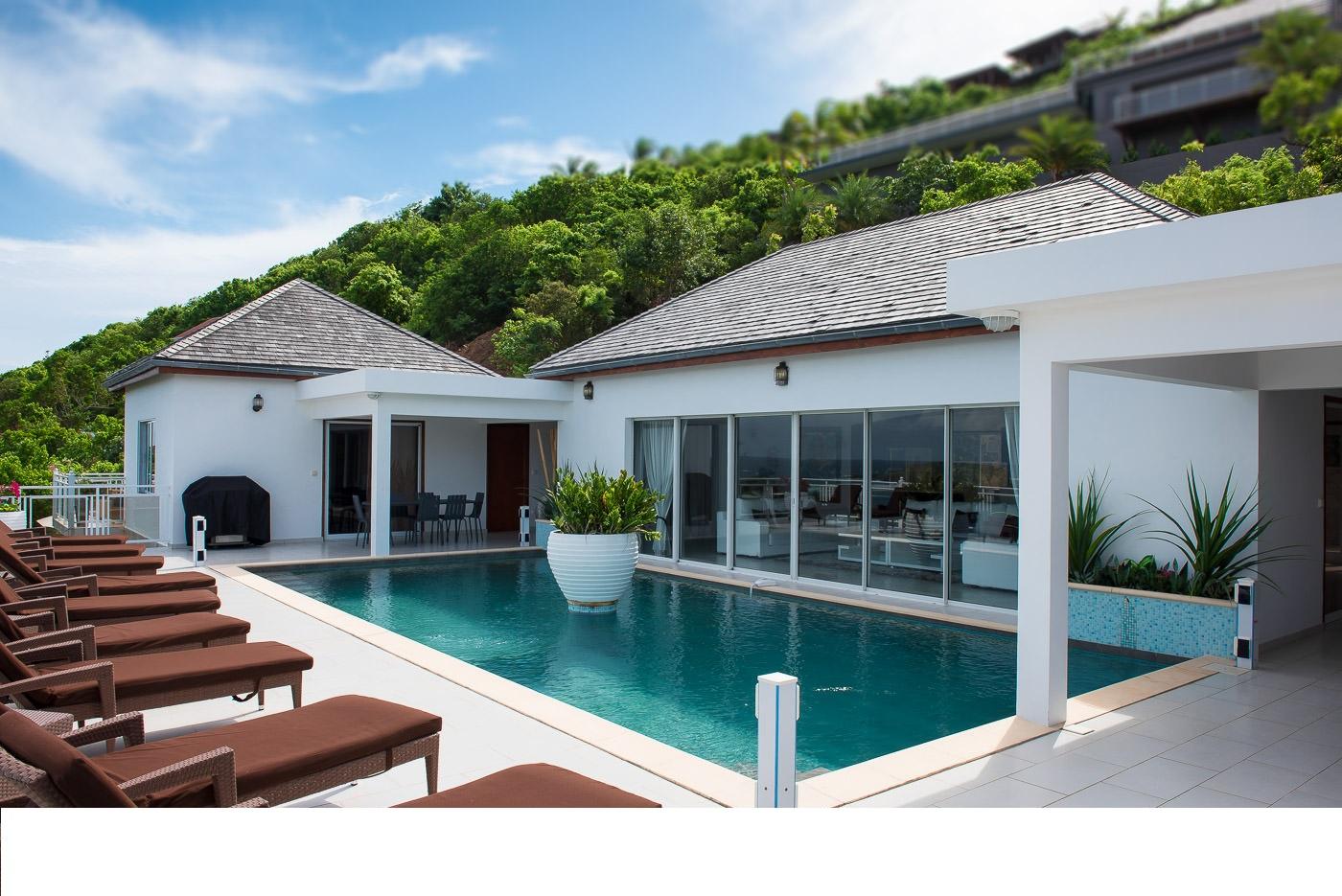 Location vacances st barth l my villa de luxe avec piscine priv e for Location luxe vacances
