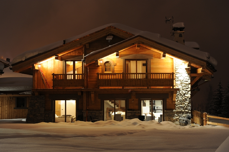 Location chalet luxe courchevel les 3 vall es en savoie location for Location luxe