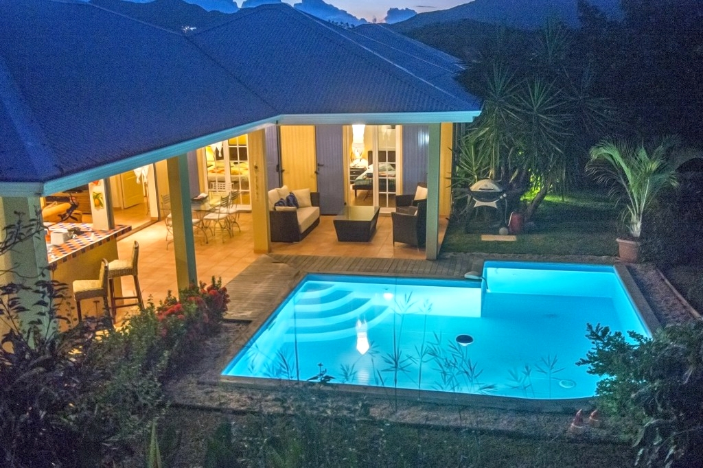 location villa martinique le diamant avec piscine privee