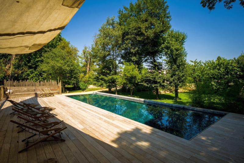 Cassis location villa provence bord de mer avec piscine privee for Provence piscine