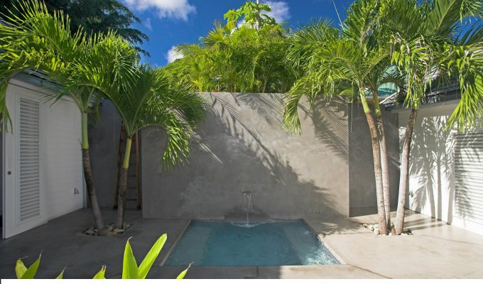 Location saint barthelemy villa de luxe avec piscine for Piscine lorient