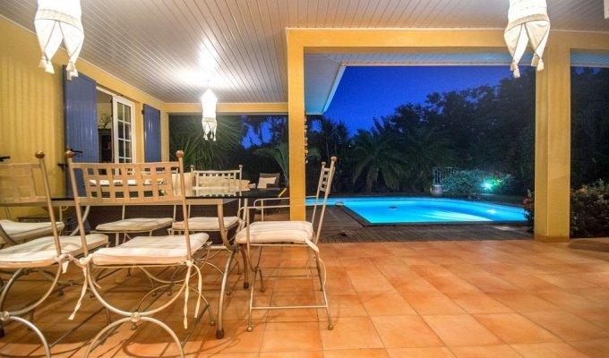 Location villa martinique le diamant avec piscine privee - Location villa piscine martinique ...