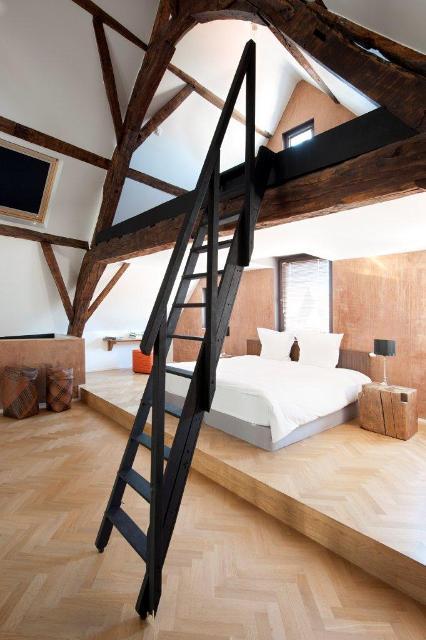 Location Appartement Vacances Bruxelles Loft Duplex