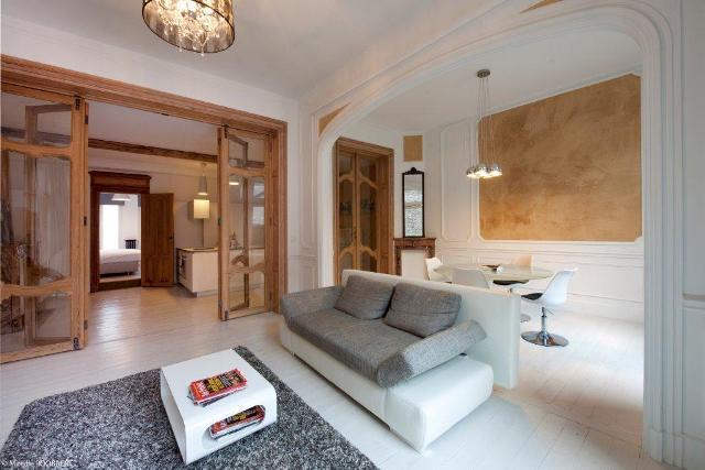 Appartement Meubl Bruxelles Centre Terrasse Wifi