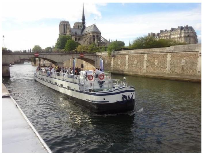 paris photo 9 - Location Peniche Mariage Paris