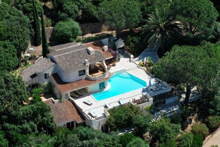 44783 for Villa a louer en corse avec piscine