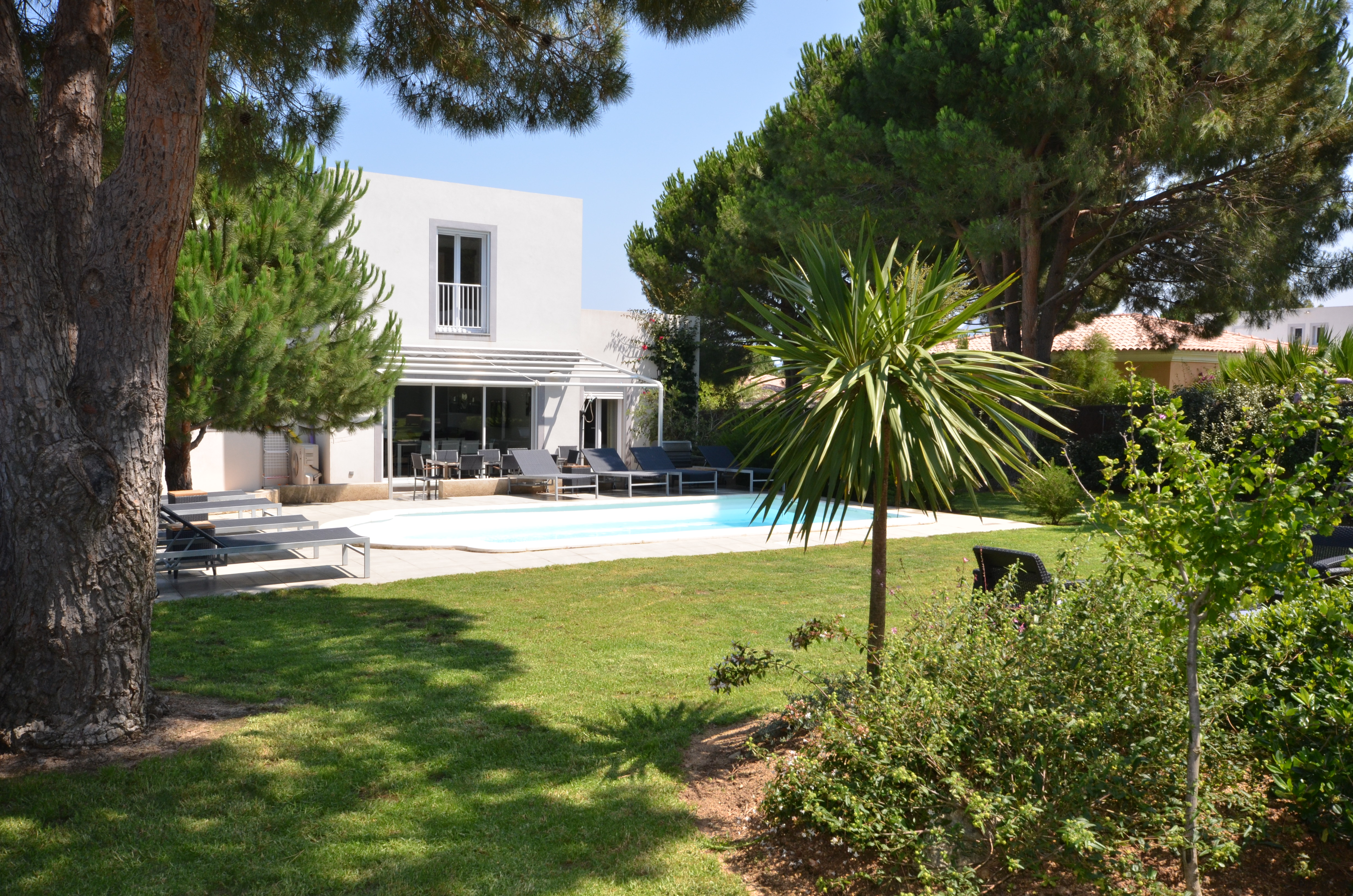 Location villa de luxe 5 calvi ile rousse piscine - Location villa calvi avec piscine ...